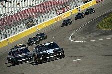 NASCAR 2019: Testfahrten auf dem Las Vegas Motor Speedway