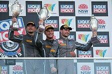 R-Motorsport mit historischem Podiumserfolg in Bathurst