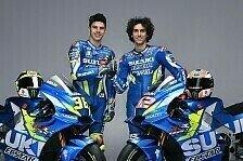Suzuki präsentiert GSX-RR für die neue MotoGP-Saison