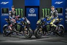 MotoGP: Yamaha präsentiert neue M1 für 2019