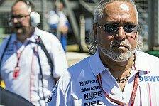 Formel 1: Ex-Teamchef Vijay Mallya droht Haftstrafe in Indien
