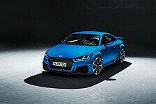 Bilder: Der neue Audi TT RS