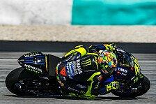 MotoGP Testfahrten Sepang 2019
