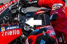 MotoGP - Ducati testet 'Holeshot Device' für bessere Starts