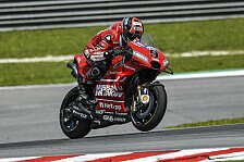 MotoGP Test Sepang 2019 - Ducati glänzt: Rekord, 4 Desmo voran