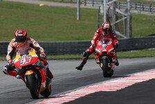 Live-Ticker: MotoGP-Test in Sepang - Petrucci fährt Rekord