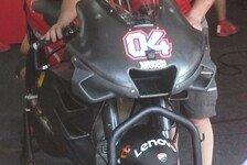 Ducati zeigt neue Winglets beim MotoGP-Test in Sepang