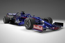 Formel-1-Autos 2019: Toro Rosso präsentiert neuen STR14
