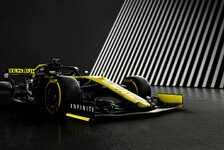 Formel 1 Ticker-Nachlese: Renault-Präsentation - News & Stimmen