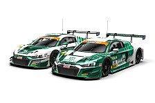 ADAC GT Masters: Land Motorsport wieder mit zwei Audi R8 LMS