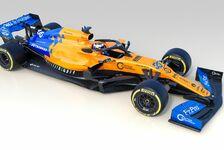 Formel 1 Ticker-Nachlese: McLaren-Präsentation, Alfa-Romeo-Test