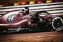 Formel 1 2019: Kimi Räikkönen liefert Alfa-Romeo-Jungfernfahrt