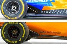 Formel 1 Technik-Check McLaren MCL34: Neustart an allen Fronten