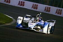 Formel E 2019, Mexiko: BMW gibt den Ton im Training an