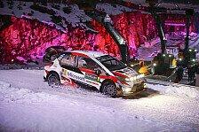 WRC Rallye Schweden 2019: Tänak gewinnt vor Lappi und Neuville