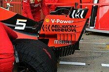 Formel 1: Ferrari streicht Mission Winnow aus Teamnamen