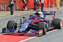 Formel 1: Toro Rosso Honda plant 2019 ohne Motorenstrafen