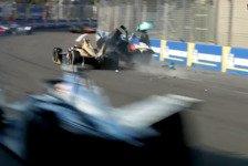 Zum 50. Formel-E-Rennen: Top-10 der heftigsten Unfälle