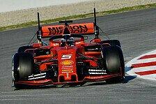 Vettel schimpft auf 2019er Regeln: Neue Frontflügel hässlich