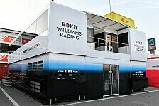 Formel 1 Testfahrten 2019: Williams sagt auch zweiten Tag ab