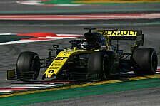 Formel-1-Test, Hülkenberg: So anders fühlt sich 2019er Auto an