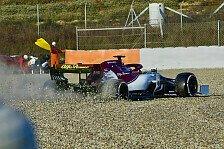 Formel 1, Räikkönens erster Alfa-Test: damit kann ich arbeiten