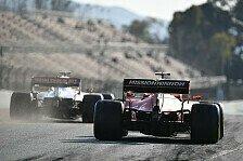 Formel 1: Red Bull und Mercedes von Vettels Bestzeit geschockt
