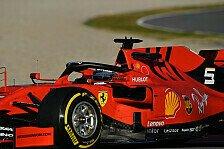 Formel 1 2019: Pirelli kämpft gegen Überhitzung und mehr