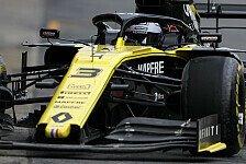 Formel 1 Testfahrten: Neue DRS-Regeln bereiten Teams Probleme