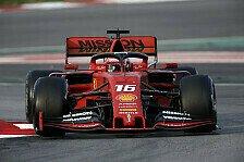 Formel 1 Ticker-Nachlese: Testfahrten 2019 in Barcelona - Tag 2