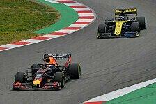 Formel 1, Red Bull schwärmt: Testfahrten 2019 beste überhaupt