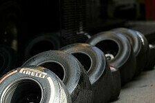 Zu wenig Reifen für F1-Test? Pirelli wehrt sich gegen Kritik