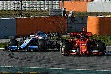Formel 1 Testfahrten 2019 in Barcelona: Alle Infos zu Test II