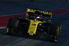 Formel 1, Ricciardo unbesorgt: Renault-DRS funktioniert jetzt