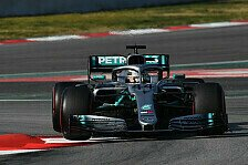 Formel 1, Hamilton schlägt Alarm: Mercedes fehlt halbe Sekunde