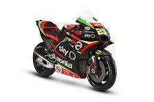 MotoGP: So sieht Aprilias neue RS-GP für 2019 aus