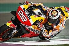 MotoGP Test Katar 2019: Vinales an Tag 1 vorn, JL99 weit zurück