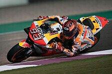 MotoGP Katar 2019: Marc Marquez dominiert FP2 mit Rekordrunde
