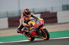 MotoGP-Test in Katar: Wie fit ist Marc Marquez?