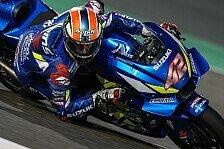 MotoGP-Check - Suzuki: Kann Rins die Elite fordern?