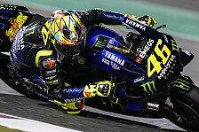 MotoGP - Valentino Rossi: Können nicht in drei Monaten aufholen