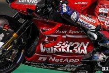 MotoGP-Technik: Ducati 2019 wohl mit Triple-Flügel