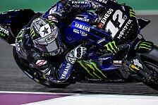 MotoGP Katar 2019: Vinales holt Pole, spektakuläre 1. Reihe