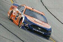 NASCAR Atlanta: Brad Keselowski siegt knapp vor Martin Truex