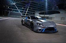R-Motorsport: Blancpain-Attacke mit Aston-Martin-Großaufgebot