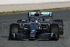 Formel 1 Ticker-Nachlese: Testfahrten 2019 in Barcelona - Tag 5