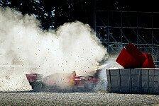 Formel 1 Testfahrten, Ferrari findet Ursache für Vettel-Crash