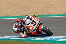 Lukas Tulovic: Das ist der neue Deutsche in der Moto2