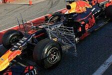 Formel 1 2019: 2. Testfahrten in Barcelona - Technik