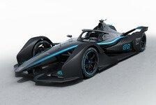 Formel E - Alle Bilder: Mercedes-Benz EQ Silver Arrow 01